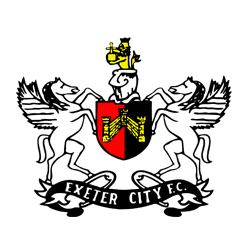 Exeter City FC Logo. Click for site