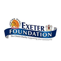 Exeter Foundation logo. Click for website