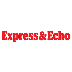 Express & Echo logo. Click for website.