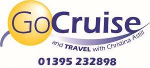Go Cruise & Travel logo. Click for website