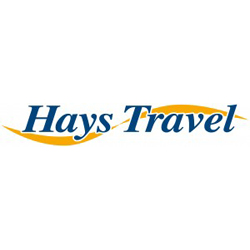 Hays Travel logo. Click for site