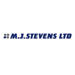 M J Stevens Ltd logo - click for website