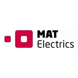 MAT Electrics logo. Click for website.