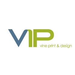 Vine Print & Design logo - click for website