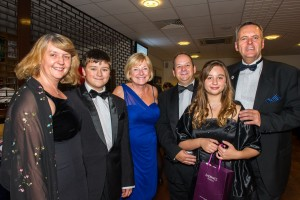 BALL 2013 CATHERINE AND FAMILY
