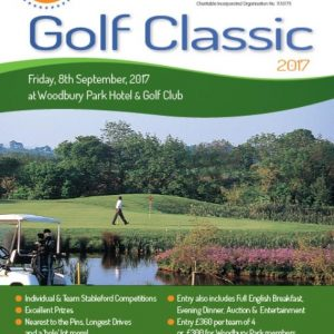 Golf Classic 2017 poster