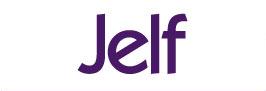 Jelf logo. Click for site