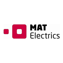 Mat Electrics logo. Click for site