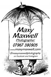 Maxy Maxwell Photography logo - click for site